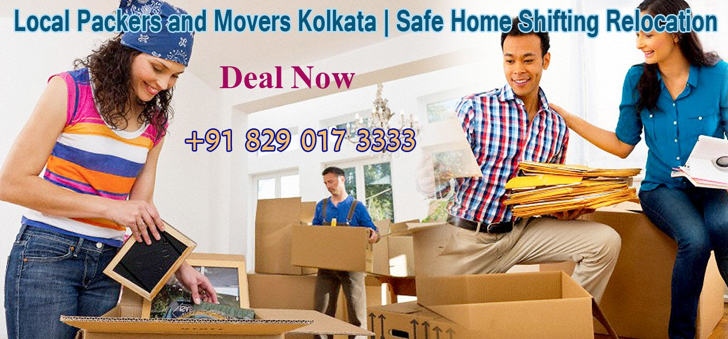 Local Packers And Movers Kolkata