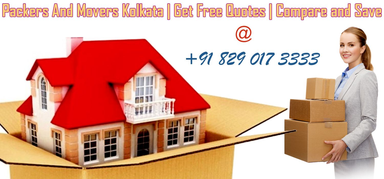 Packers and Movers Kolkata Charges